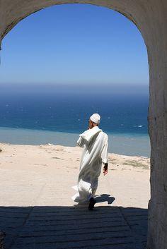 | ♕ | Mediterranean - Tangier, Morocco | by © superUbO