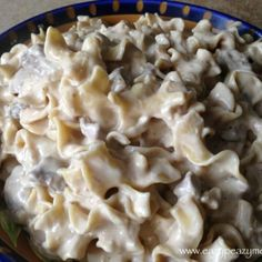 A fast and easy crock pot beef stroganoff that takes just a few minutes of prep work for a fantastic, hearty, family friendly meal. Crock Pot Food, Crockpot Dishes, Beef Dishes, Easy Crock Pot Meals, Slow Cooker Beef, Slow Cooker Recipes, Beef Recipes, Cooking Recipes, Cooking Time