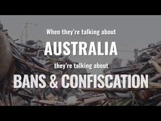 Yes, The Australian Model On Gun Control Means Bans and Confiscation - Matt Vespa