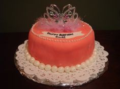 Princess Cake - Marshmallow Fondant Recipe