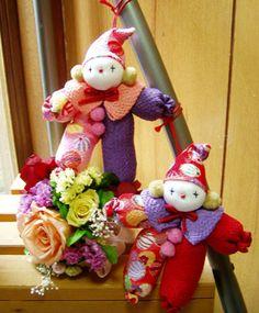 Japanese Chirimen Craft Kits