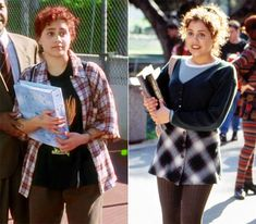 Brittany murphy in clueless Clueless Halloween Costume, Native American Halloween Costume, Clueless Outfits, Clueless Fashion, Cute Outfits, Fashion Outfits, Couple Halloween, Patrick Demarchelier, Clueless