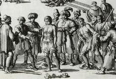 The Irish slave trade began when James II sold 30,000 Irish prisoners as slaves…