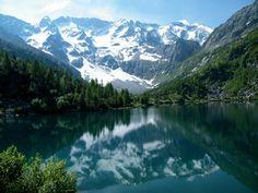 Lago Aviolo - Vezza d'Oglio (Bs)