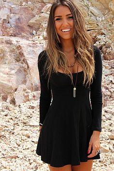 Vestido Black Moonlight