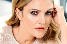 Why Drew Barrymore Likes Her Beauty Imperfect