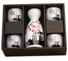 Moyishi® Japanese Cherry Blossom Ceramic Sake Set Cherry ... https://www.amazon.com/dp/B014XR8F48/ref=cm_sw_r_pi_dp_c2bHxb7ZHDQ5S