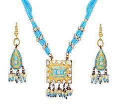 Authentic Designer Indian Lac / Rajasthani Style Jewelry ... https://www.amazon.com/dp/B06XP75HFQ/ref=cm_sw_r_pi_dp_x_kBy-ybZ5AF3CC