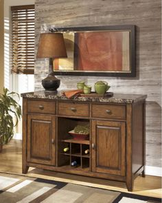 D32860 in by Ashley Furniture in Johnstown, NY - Dining Room Server