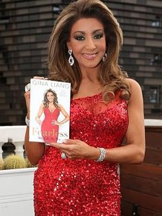 Real Housewife Gina Liano reveals all in new autobiography ...