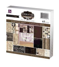 Prima - Engraver - pad 6x6