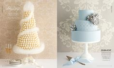 ★ DESIGN ARMY – Washingtonian Bride & Groom: Who Takes The Cake) Editorial Design and Art Direction) © Design Army LLC