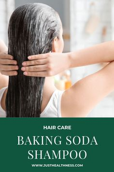 Baking Soda Shampoo: It is going to Make Your Hair Develop Like It really is Magic! Baking Soda Dry Shampoo, Baking Soda For Dandruff, Baking Soda For Hair, Honey Shampoo, Baby Shampoo, Shampoo For Gray Hair, Natural Hair Shampoo, Grow Long Hair, Grow Hair