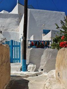 .~Finikia, Santorini~.