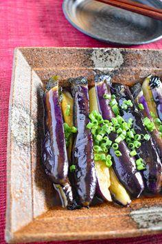 お箸が止まらない!なすを美味しく食べる「無限なす」レシピ   【Nadia   ナディア】レシピサイト   プロの料理を無料で検索
