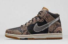 Nike CMFT Premium Dunks....Badazz!