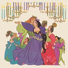 The Twelve Dancing Princesses illustration - Sheilah Beckett. My favorite story growing up! Art And Illustration, Princess Illustration, Girl Illustrations, Inspiration Art, Character Inspiration, Character Design, Disney Princess Books, 12 Dancing Princesses, Fairytale Art