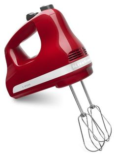 Special Offers - KitchenAid KHM512ER 5-Speed Ultra Power Hand Mixer Empire Red Review - In stock & Free Shipping. You can save more money! Check It (December 10 2016 at 06:17AM) >> http://standmixerusa.net/kitchenaid-khm512er-5-speed-ultra-power-hand-mixer-empire-red-review/