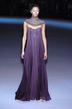 Alexander McQueen  Paris Fashion Week Fall 2004