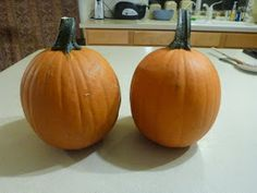 This Chemist Can Cook: How to Cook Fresh Pumpkin