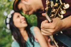Los Vargas Photo ♥ - Guitar Couple - Hippie Retro Couple - Happy Couple - Classic Picnic in the Park - Classy Engagement Pictures Session - Cute Latino Couple - Rainy Day Couple - Smiles and Love - outdoors Engagement Shoot - Hollis Garden in Winter Park, FL - Central Florida Orlando Engagement Photography Photographers - Classy Engagement Outfits - Vintage Engagement - Pantone Outdoors Modern - Retro Engagement - Foliage Backdrop - Moody Bright Engagement - Park Engagement - Winter Park…