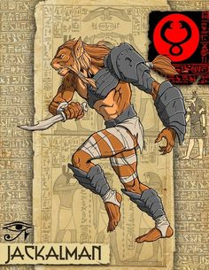 Jackalman | Community Post: What If The Thundercats Came From Ancient Japan