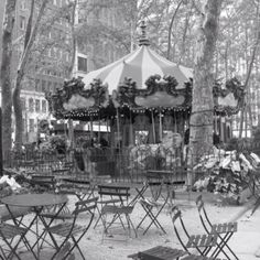 Bryant Park... New York City