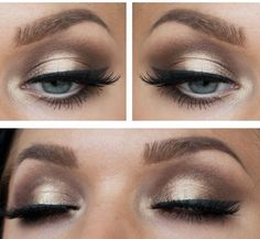 Pretty eyeshadow