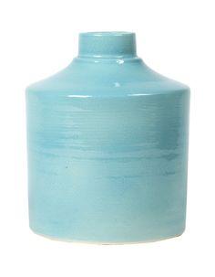 Blue vase #vtwonen #magazine #interior #collection #vase #blue