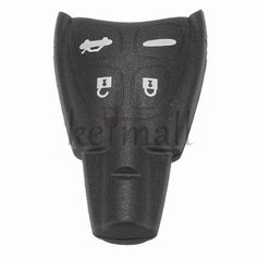 Remote Key Shell Case 4B For SAAB 9-3 93 Sport Sedan Convertible Sport Combi Wagon 2003-2011 Never Hard Button Again With Logo #Affiliate