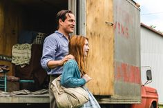 First Images Of 'The Glass Castle' - Starring Brie Larson Woody Harrelson and Naomi Watts