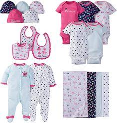 Gerber Baby, Baby Boys, Cute Baby Girl, Cute Babies, Princess Gifts, Baby Girl Princess, Pink Princess, Baby Gift Sets, Recipes