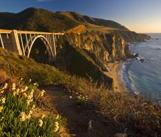 There is something special about a road trip along the Big Sur coast, where the rugged mountains and redwood forests meet the Pacific Ocean. We found the experience to be so magical that we created the Big Sur Road Trip Central Valley California, Big Sur California, California Travel, California Living, California Coast, Big Sur Hotel, Beverly Hills, California Wallpaper, Bixby Bridge