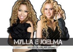 Joelma e Mylla Karvalho | (Dueto) - Medo de Falar (Pela Primeira Vez