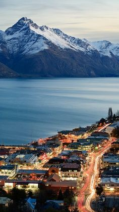 Queenstown, New Zealand-One of the most amazing places in the world! @Abenity  #LifeHasPerks