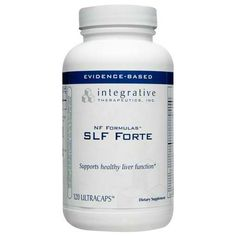 SLF Forte is a comprehensive dietary supplement designed specifically to support the liver.  It features milk thistle, artichoke, dandelion extract, and turmeric, as well as B vitamins. http://www.ovitaminpro.com/slfforte.html
