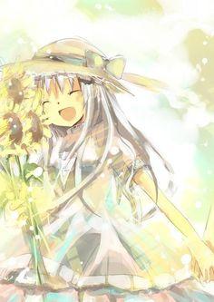 Thiên Bình (Kí ức cuối cùng) và Hoa hướng dương.jpg