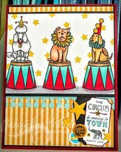 Circus Dogs!