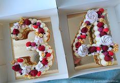 Mon premier Number Cake