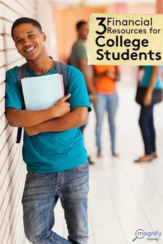 College students have access to resources that help them manage their credit score, that allows them to compare banks and lenders, and that will help them make formal complaints. http://www.magnifymoney.com/blog/college-students-and-recent-grads/financial-resources-college-students1295767344 Student Loans Payoff #StudentLoans #debt