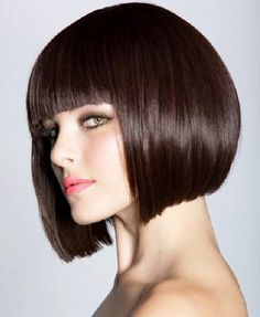 In addition, the main hair trends 2014 of the next season will be a square haircut. Solid line form