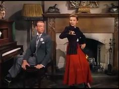 ▶ Fred Astaire & Judy Garland Melody: I Love A Piano, Snookey Ookums and The Ragtime Violin - YouTube