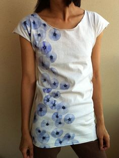 17. Tie Dye T-Shirt | 34 Things You Can Improve With A Sharpie