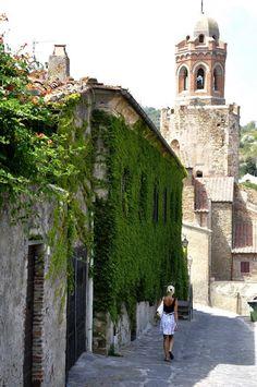Castiglione della Pescaia, Toscane, Italië