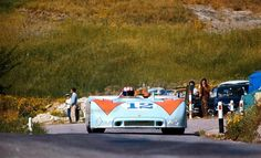 Porsche 908-03 Targa Florio 1970-Joseph jo Siffert
