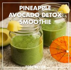 When you've overdone it with sweet and fattening foods over the holidays, there'€™s nothing quite like a smoothie to help balance things out. With the heart and brain healthy fat in Avocado, and the tropical flavors of banana and pineapple, this smoothie is the healthy kick you need to feel refreshed.