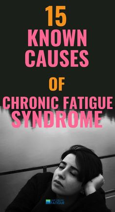 There are many chronic fatigue syndrome symptoms, which vary depending on levels of stress, how often you exercise, and how well you eat. Because of this, it can be difficult to diagnose chronic fatigue syndrome. The syndrome shares m Chronic Fatigue Causes, Adrenal Fatigue Symptoms, Chronic Fatigue Syndrome, Chronic Illness, Chronic Pain, Extreme Fatigue Causes, Disease Symptoms, Autoimmune Disease, Adrenal Fatigue Treatment