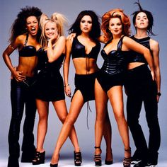 Spice Girls: My Childhood obsession!