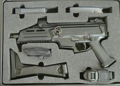 CZ Scorpion Evo 3  Loading that magazine is a pain! Get your Magazine speedloader today! http://www.amazon.com/shops/raeind