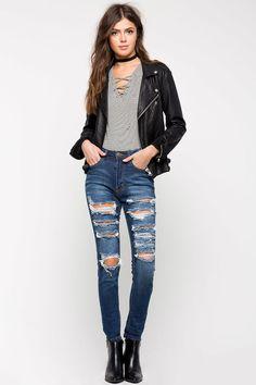 Kylie Skinny Jeans